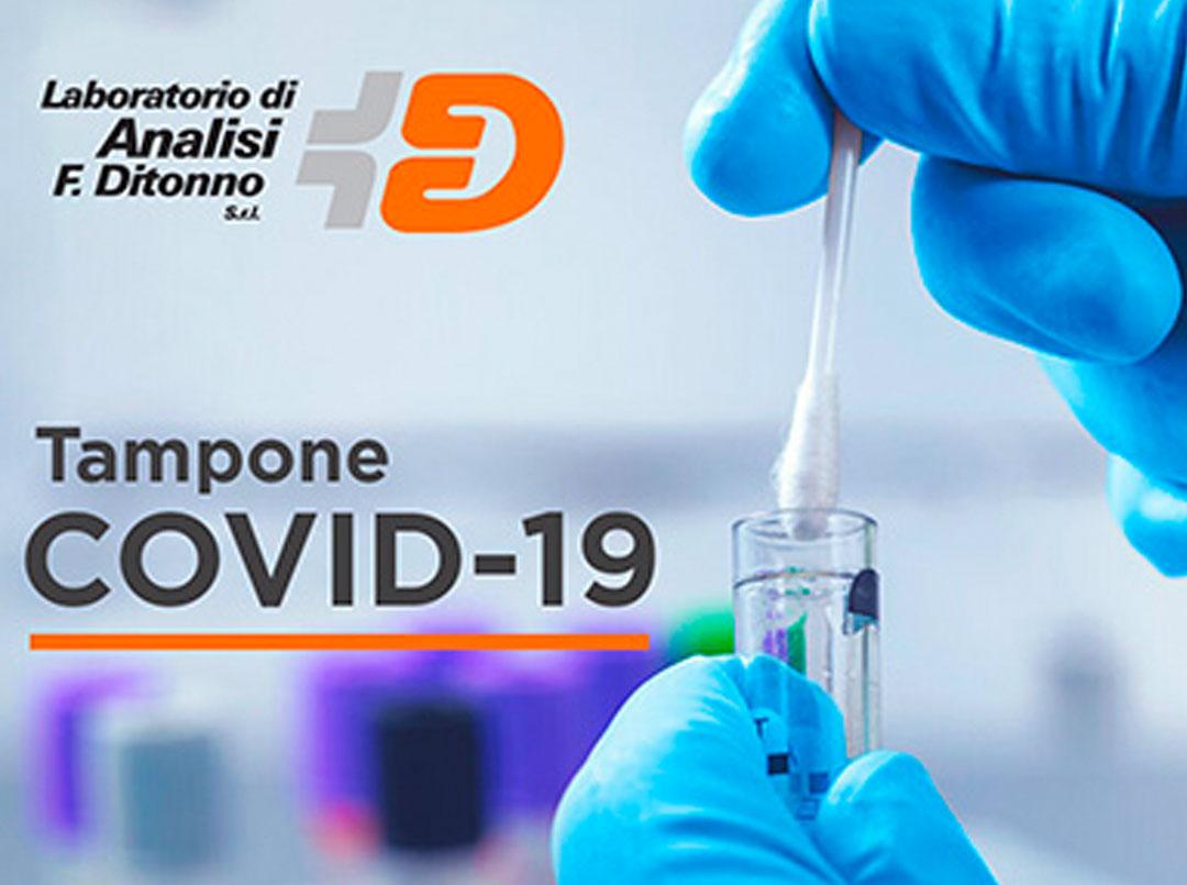 Tampone Covid-19